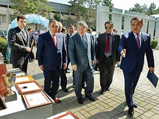 Промышленному сердцу Алматы - 75 лет