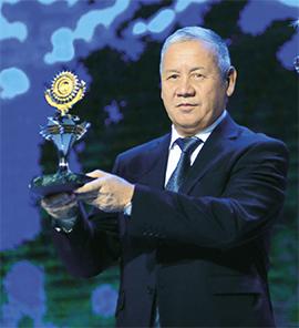 Дархан Ералиев: «Звание «Лучший» является прекрасным мотиватором для новых свершений»