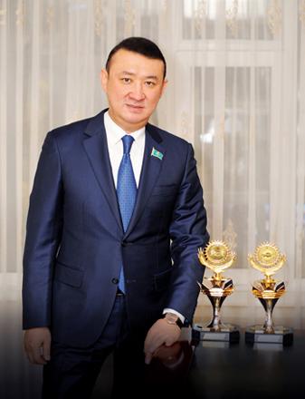 Две высшие награды  «Алтын сапа»  за шесть лет в одни руки – впервые в истории конкурса